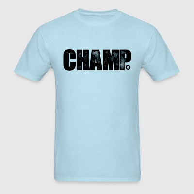 Champ T-Shirts - Men's T-Shirt