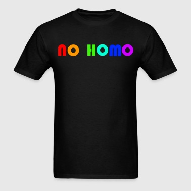 No Homo T - Men's T-Shirt