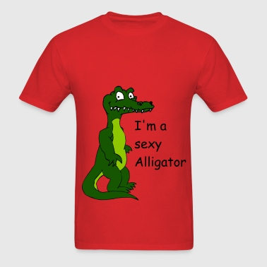 AlliGator Shirt - Men's T-Shirt