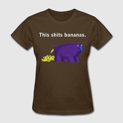 Women's Banana Shirt - Women's T-Shirt