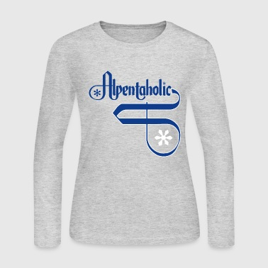 Alpentaholic Long Sleeve Shirts - Women's Long Sleeve Jersey T-Shirt