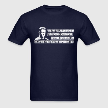 Sam Harris t shirt - Men's T-Shirt