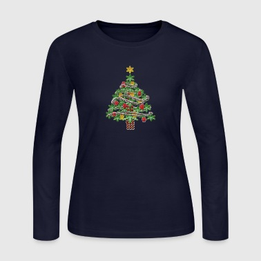 Christmas - Women's Long Sleeve Jersey T-Shirt