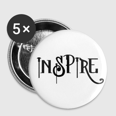 Inspire button (small) - Small Buttons