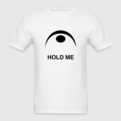 Hold Me, I'm a Fermata T-Shirt - Men's T-Shirt