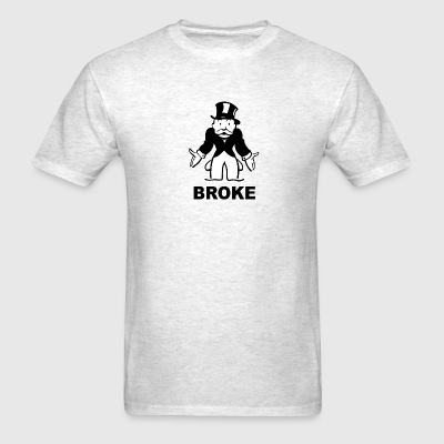 Broke T-Shirt - Men's T-Shirt