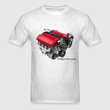 Chevy LS7 - Men's T-Shirt