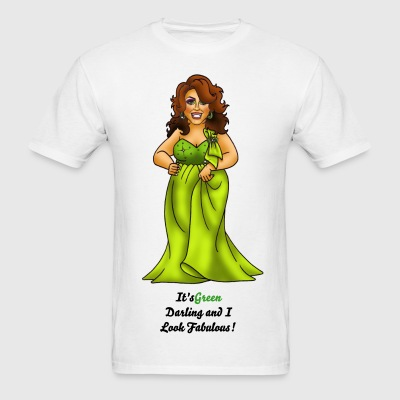 It's Green Darling - Men's T-Shirt