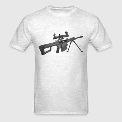 Barret .50 Cal - Men's T-Shirt