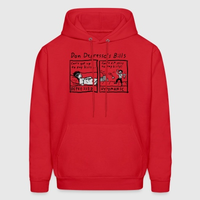 Don Depresso's Bills - Men's Hoodie