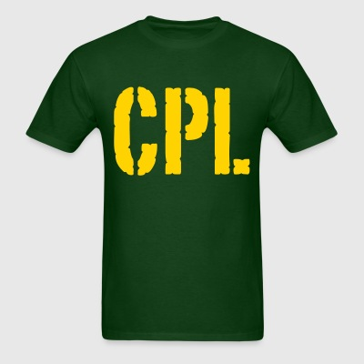 CPL military rank - Men's T-Shirt