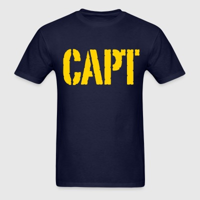 CAPT rank - Men's T-Shirt