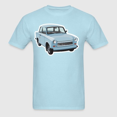 Trabi 601 illustration - Men's T-Shirt