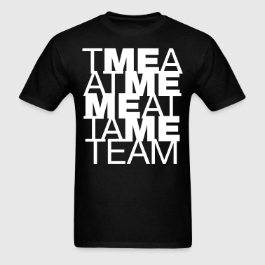 The M E in team - Men's T-Shirt