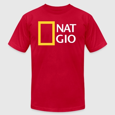 National Giovani T-Shirts - Men's Fine Jersey T-Shirt