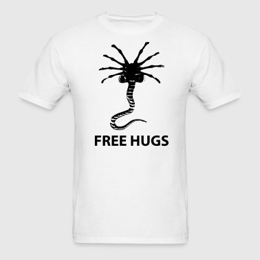 FaceHugger DV Parody Male - Men's T-Shirt