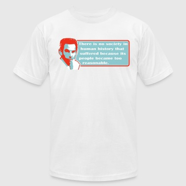 Sam Harris - Society - Men's Fine Jersey T-Shirt