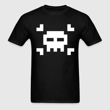 Digital pirate - Men's T-Shirt