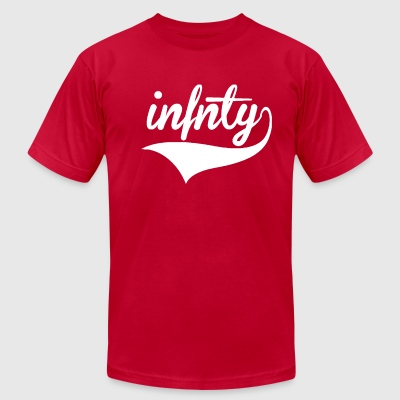Infnty Tee - Men's T-Shirt by American Apparel