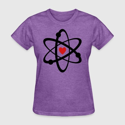 For the Love of Science - Women's T-Shirt
