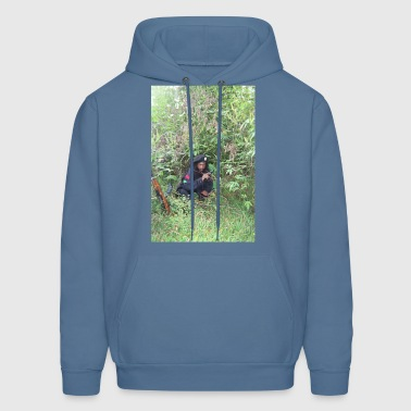 CUB IN THE BUSH - Men's Hoodie