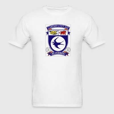 Bluebirds T - Men's T-Shirt