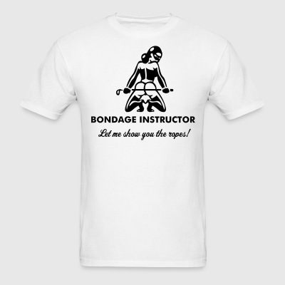Bondage Instructor - Men's T-Shirt