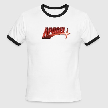 Apogee Vintage DOS Gaming - Men's Ringer T-Shirt