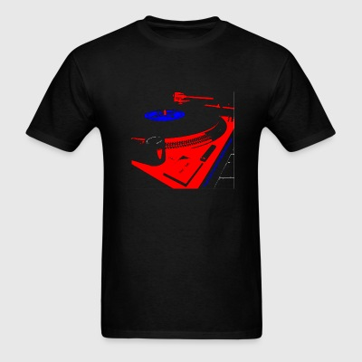 The Dj Challenge - Men's T-Shirt