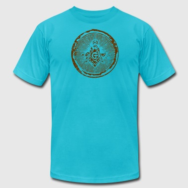 Freemason AA Tee - Men's Fine Jersey T-Shirt
