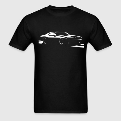 Night Drive 5 - Men's T-Shirt