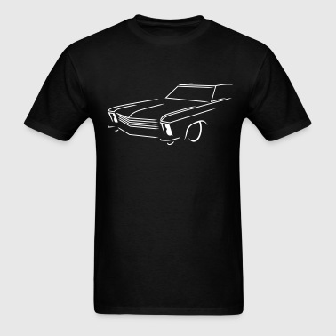 Night Drive 12 - Men's T-Shirt