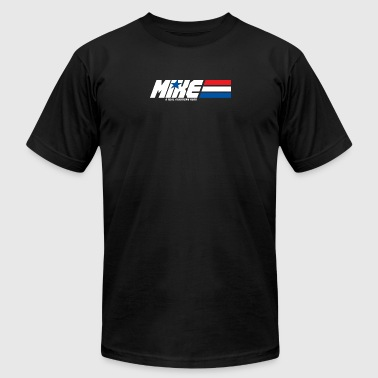 MIKE - Men's T-Shirt by American Apparel