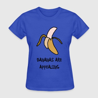 Bananas Are Appealing - Women's T-Shirt