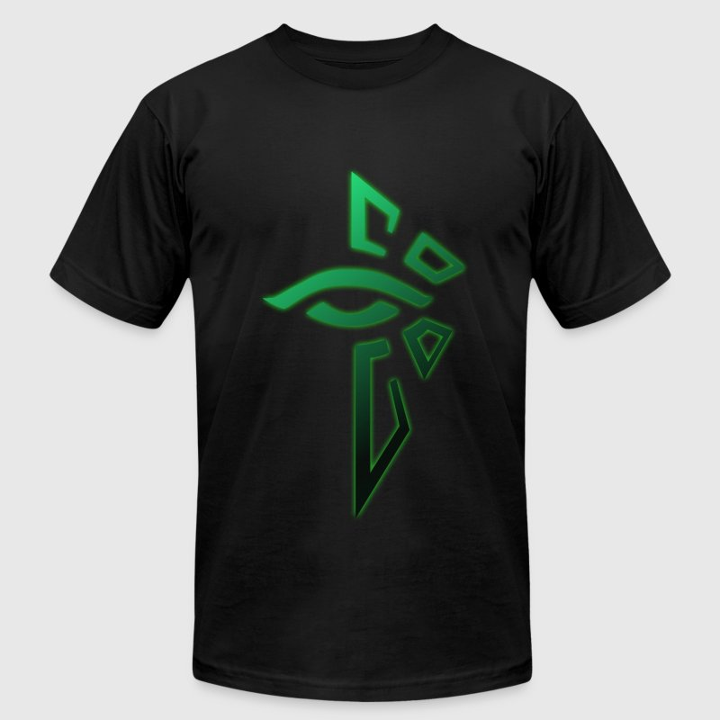 Ingress Enlightened T-Shirt - Men's Fine Jersey T-Shirt