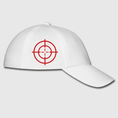 Crosshairs Bottles & Mugs - Baseball Cap