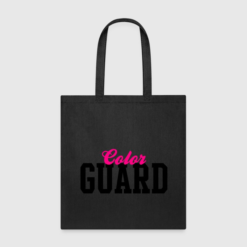 Color Guard Bold and Basic Team Design Bags & backpacks - Tote Bag