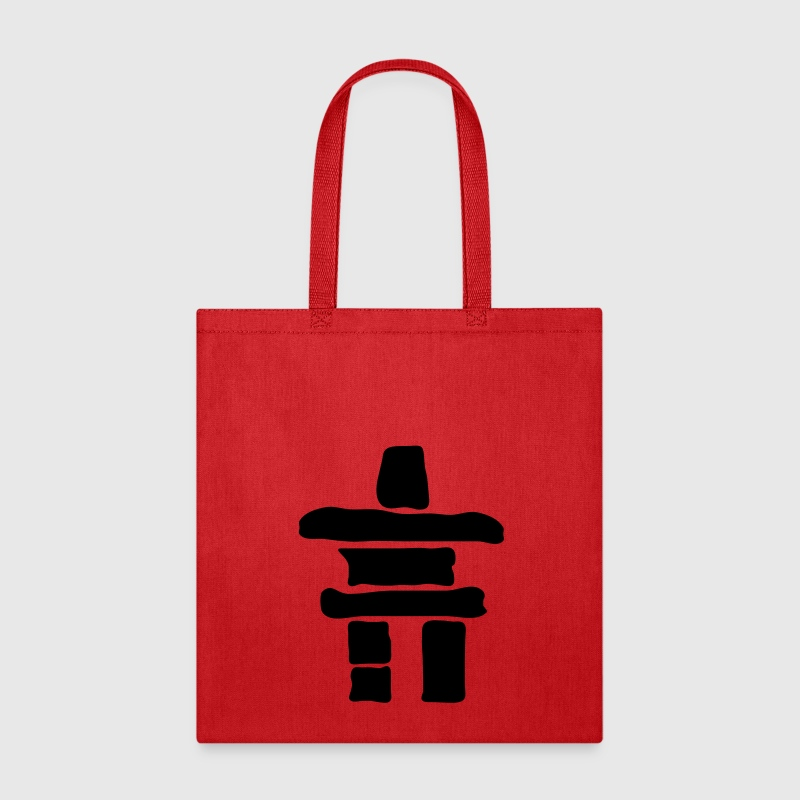 Inukshuk Bags & backpacks - Tote Bag