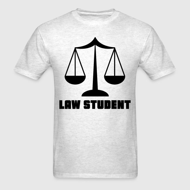 Law Student T-Shirts - Men's T-Shirt