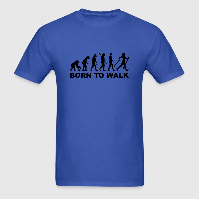 Evolution Nordic Walking T-Shirts - Men's T-Shirt