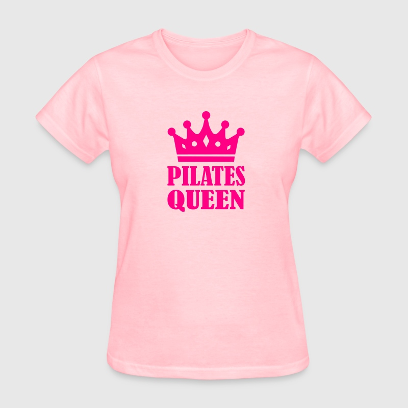 Pilates Queen Women's T-Shirts - Women's T-Shirt