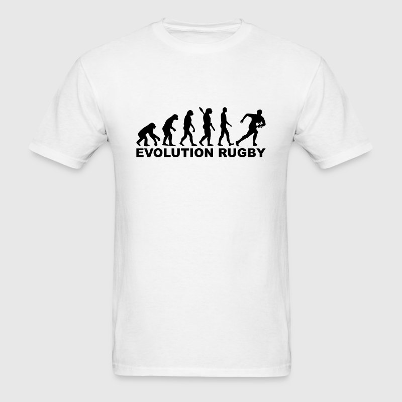 Evolution Rugby T-Shirts - Men's T-Shirt