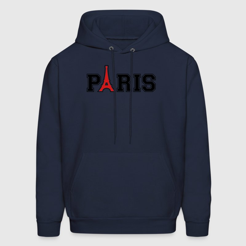 Paris France Hoodies - Men's Hoodie