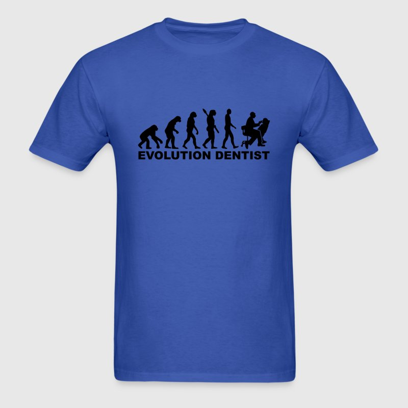 Evolution Dentist T-Shirts - Men's T-Shirt
