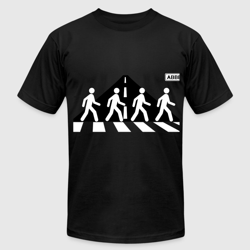 Abbey Road T-Shirts - Men's T-Shirt by American Apparel