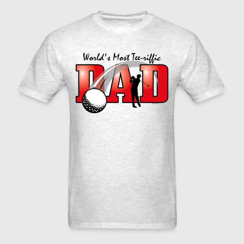 Tee-riffic Dad T-Shirts - Men's T-Shirt