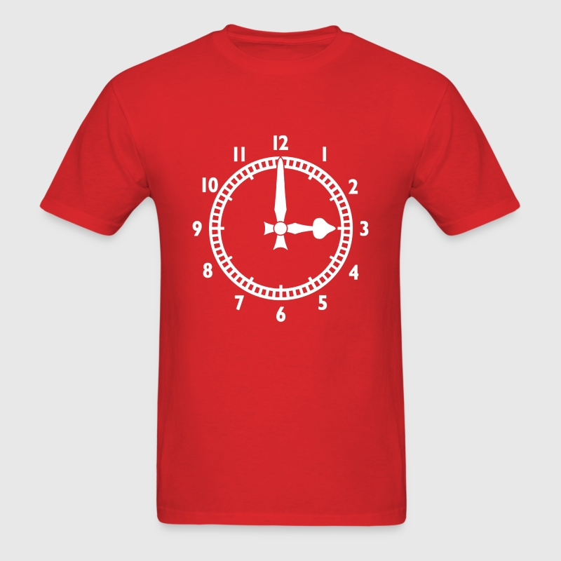 Clock End - Men's T-Shirt