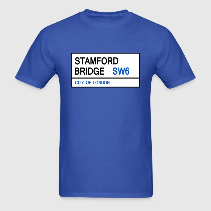 Stamford Bridge T-Shirts - Men's T-Shirt