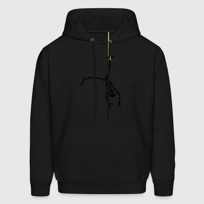 Hanging skeleton Hoodies - Men's Hoodie