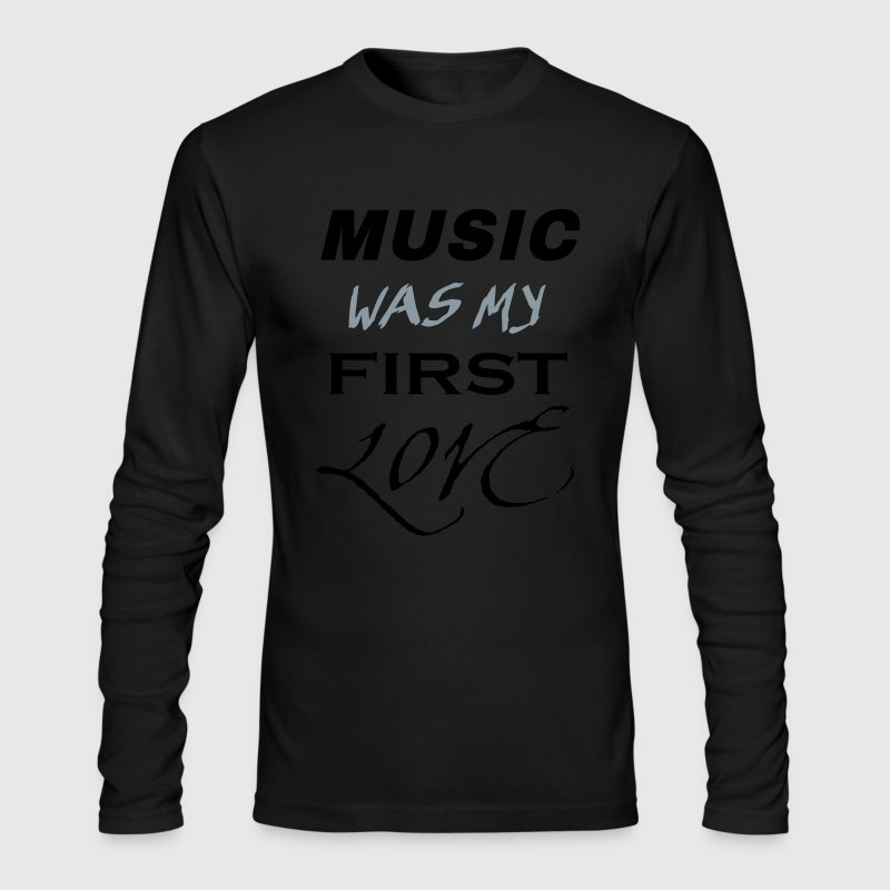 music was my first love music love tee shirts t shirt. Black Bedroom Furniture Sets. Home Design Ideas
